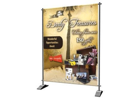 Fabric Banner Displays