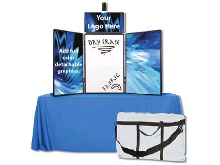 How to Use Trade Show Table Top Covers for Effective Trade Show Displays