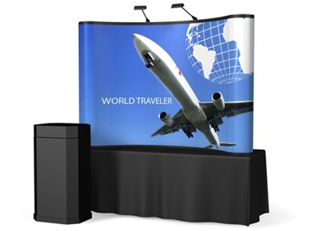 Choosing the Best Table Top Display For Your Trade Show/Event Needs