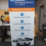 1) Retractable Banner Stand