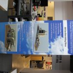 13) Retractable Banner Stand
