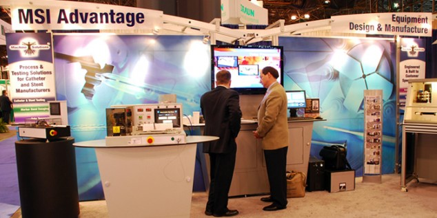 Trade Show Booth Quiz : Adding technology to maximize engagement at your exhibit