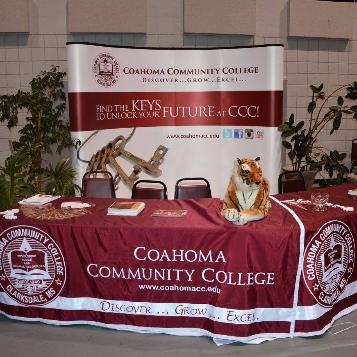 21) Coahoma Community College