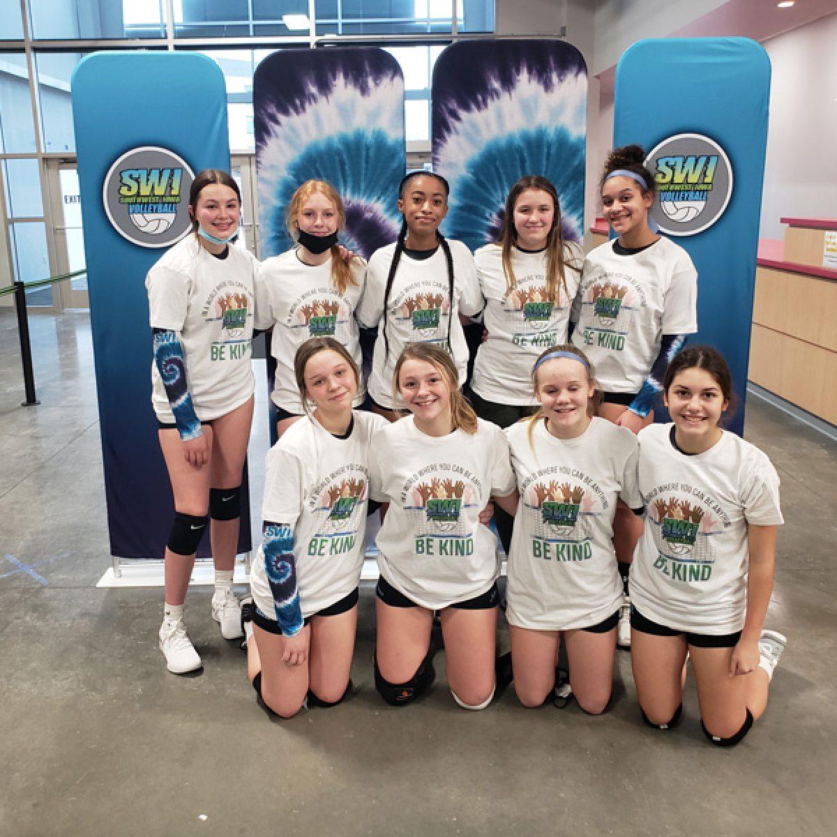 40) SWI Volleyball
