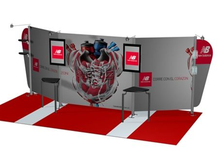 Convention Booth Modular Trade Show Display