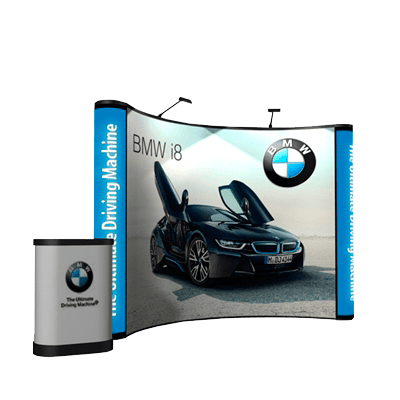 Make Pop Up Displays A Part Of Your Next Industry Event
