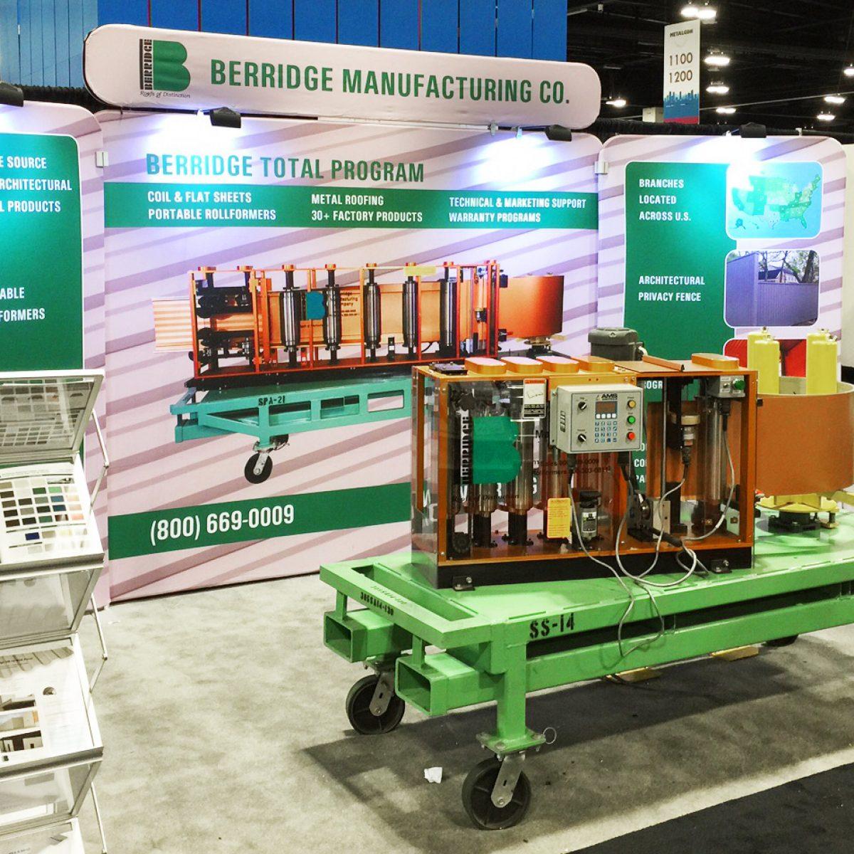 11) Berridge Manufacturing – 1