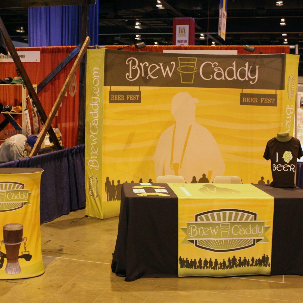 8) Brew Caddy – 1