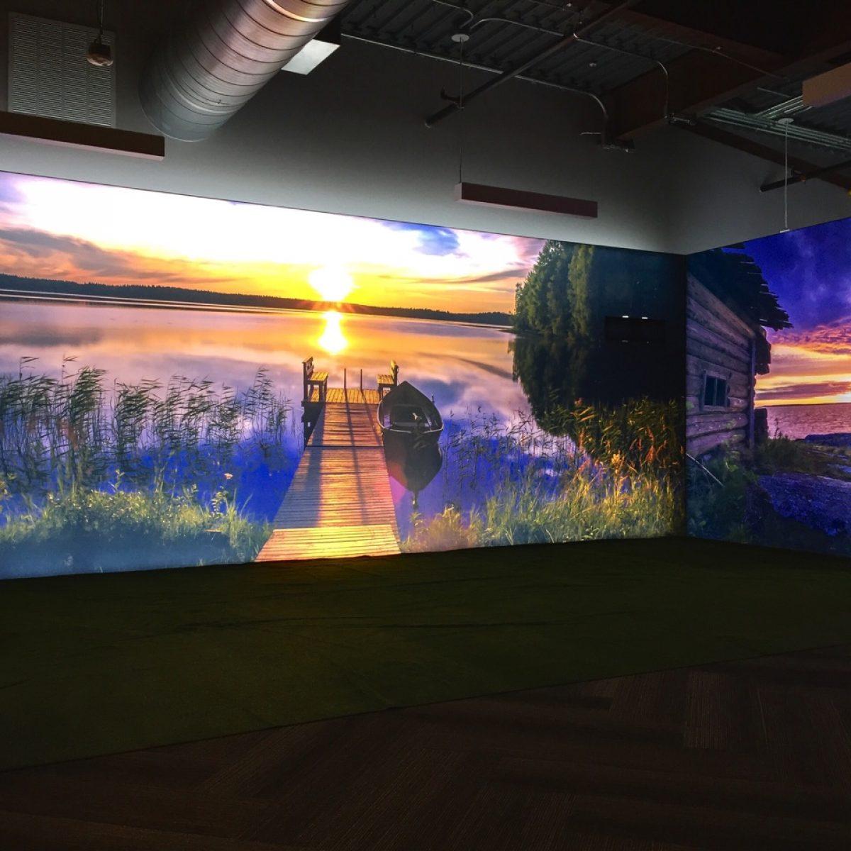 2) Backlit Displays