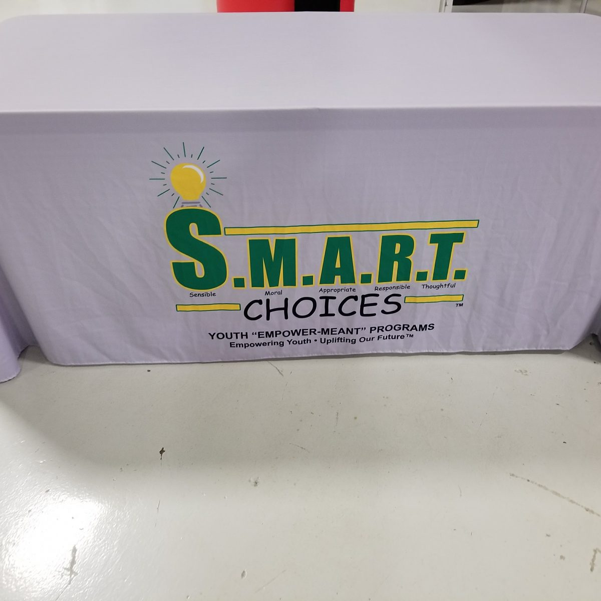 14) Table Covers
