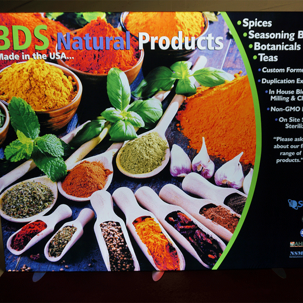 86) BDS _ Natural Products